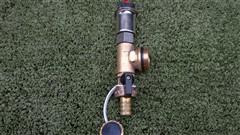 Odvzdušňovací a spouštěcí ventil